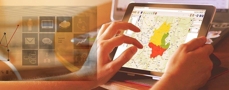 MMAS gis-La Piattaforma per il GeoMarketing